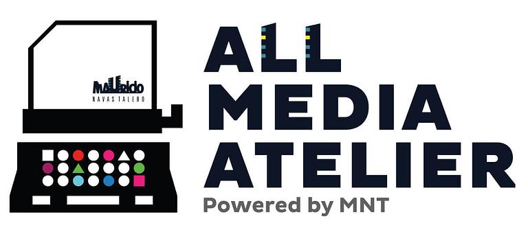 Logo All Media Atelier by MNT