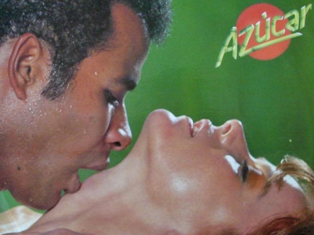 Poster serie Azúcar 1990