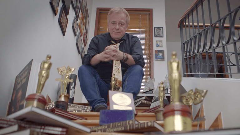 Mauricio Navas y sus premios