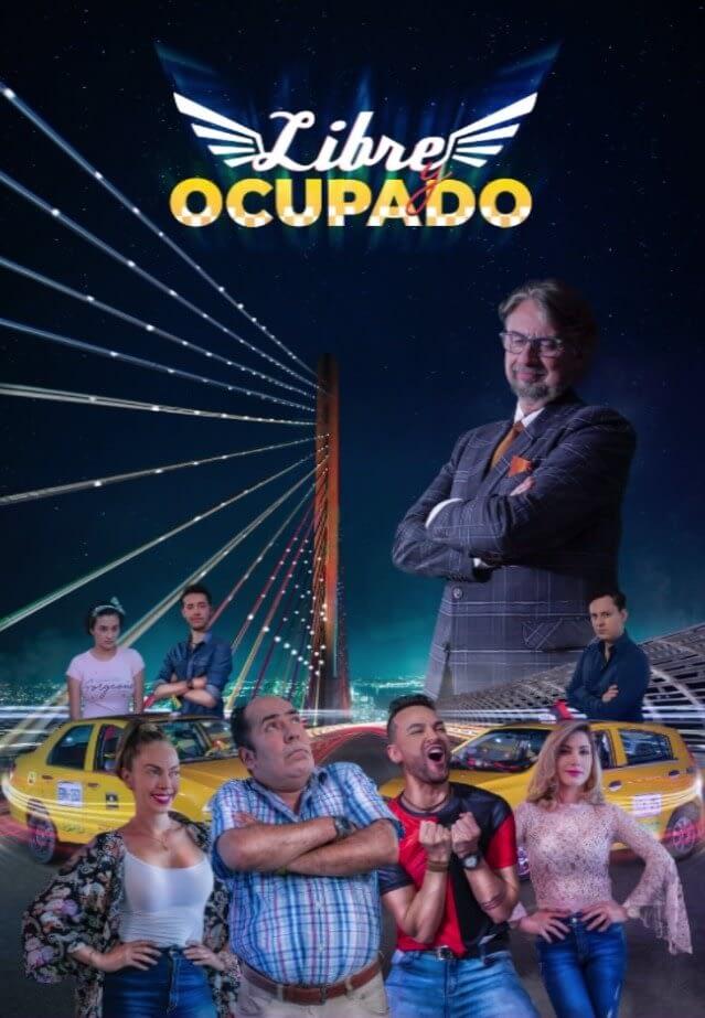 Poster de la serie Libre y Ocupado de Canal Tro