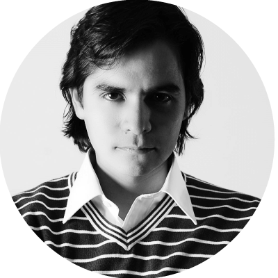 Gustavo Salcedo - Escritor All Media Atelier